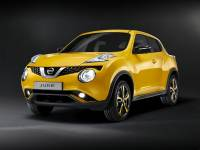 2016 Nissan Juke S SUV All-wheel Drive