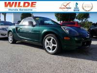 Pre-Owned 2002 Toyota MR2 Spyder Convertible