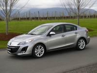 2011 Mazda Mazda3 i Sport Sedan
