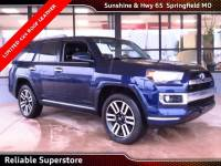 2016 Toyota 4Runner Limited SUV 4WD For Sale in Springfield Missouri