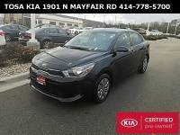 2018 Kia Rio S Sedan For Sale in Madison, WI