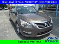 2015 Nissan Altima 2.5 S for sale in Ocala