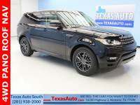 2014 Land Rover Range Rover Sport 3.0L V6 Supercharged HSE 4x4