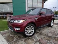 Certified Pre-Owned 2015 Land Rover Range Rover Sport HSE 4WD