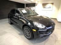 Certified Pre-Owned 2018 Porsche Macan Premium Pkg Plus SUV in Boston, MA