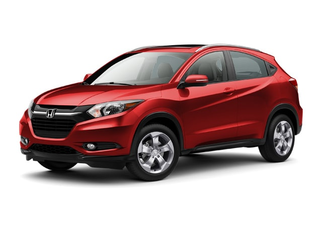 Photo Certified 2017 Honda HR-V EX-L SUV
