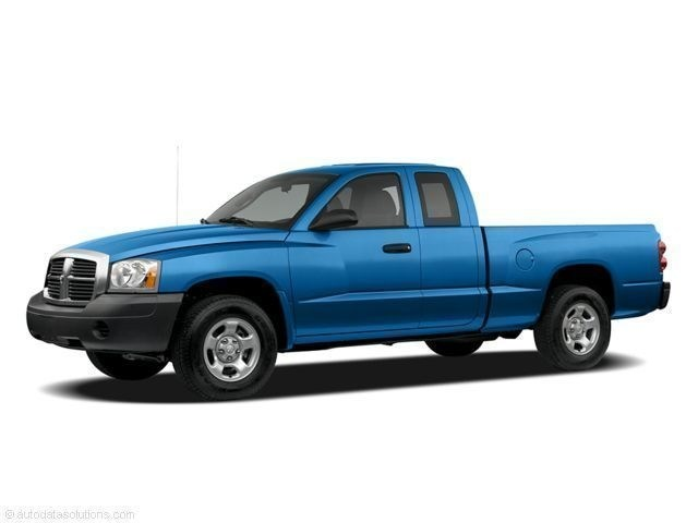 Photo Used 2007 Dodge Dakota ST 2WD Club Cab 131 ST For Sale in New London  Near Norwich, CT