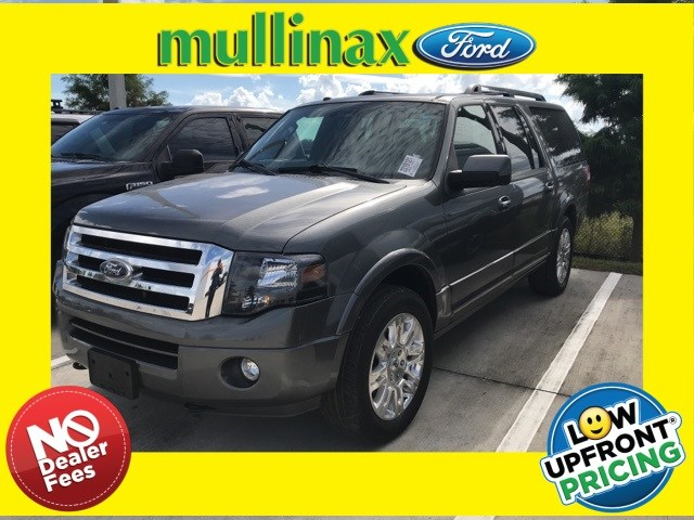 Photo Used 2011 Ford Expedition EL Limited W 2ND ROW Bucket Seats, NAV, DVD SUV V-8 cyl in Kissimmee, FL