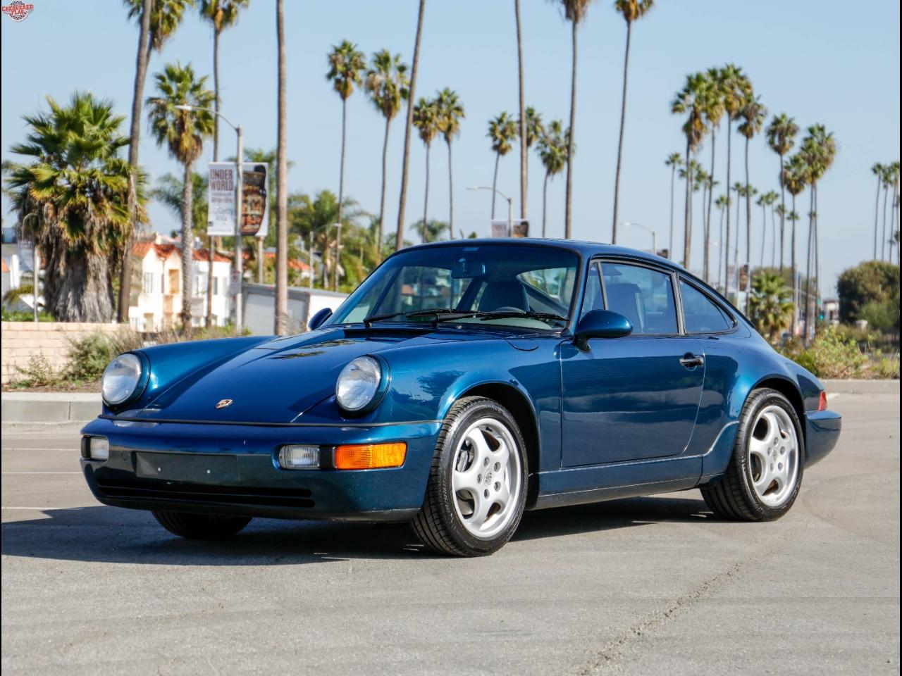Photo 1993 Porsche 964 C2 Coupe