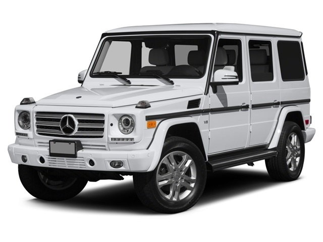 Photo Certified Pre-Owned 2015 Mercedes-Benz G-Class G 550 AWD 4MATIC