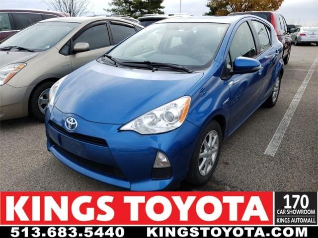 Photo Certified Pre-Owned 2012 Toyota Prius c Three Hatchback in Cincinnati, OH