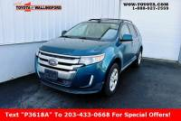 Used 2011 Ford Edge SEL For Sale in Wallingford CT | Get a Quote!