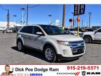 2011 Ford Edge 4dr SEL FWD suv for sale in El Paso