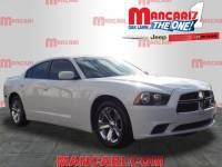 CERTIFIED PRE-OWNED 2014 DODGE CHARGER SE RWD 4D SEDAN