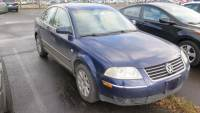 Used 2002 Volkswagen Passat GLS Sedan in Springfield