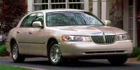 Pre Owned 1999 LINCOLN Town Car 4dr Sdn Executive VIN1LNHM81W3XY706590 Stock Number8930502