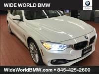 2015 BMW 4 Series 428i Xdrive Gran Coup 428i Xdrive Gran Coupe Hatchback