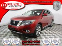 2014 Nissan Pathfinder w/ Navigation,Leather,Sunroof,Heated/Cooled Front Seats,Heated Rear Seats,Rear Entertainment System, And Backup Camera.