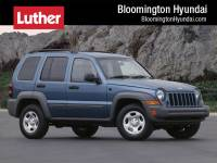 2007 Jeep Liberty Limited in Bloomington
