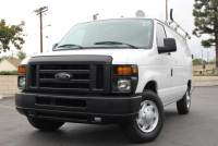 2010 Ford Econoline Cargo Van Commercial LOW MILES!! (CNG) NATURAL GAS POWERED!!