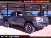 2017 Toyota Tacoma TRD Offroad Truck 4WD For Sale in Springfield Missouri