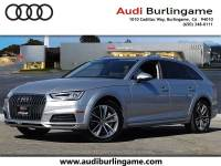 Certified Pre-Owned 2018 Audi A4 Allroad Premium Plus 2.0 TFSI Premium Plus Near Palo Alto, CA