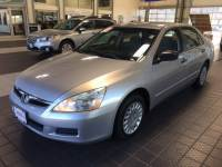Used 2007 Honda Accord VP W/ AUTOMATIC TRANSMISSION SD