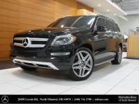Certified Pre-Owned 2016 Mercedes-Benz GL 450 AWD 4MATIC®