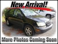 Pre-Owned 2002 LEXUS RX 300 Base SUV in Jacksonville FL