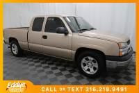 Pre-Owned 2004 Chevrolet Silverado 1500 Rear Wheel Drive Ext Cab 143.5 WB