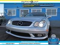 2005 Mercedes-Benz CLK-Class CLK500 Coupe
