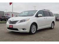2015 Toyota Sienna Limited 7-Passenger Van