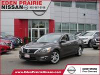 Certified Pre-Owned 2015 Nissan Altima 3.5 SL FWD 4dr Car