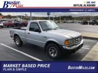 2001 Ford Ranger Truck V6 RWD