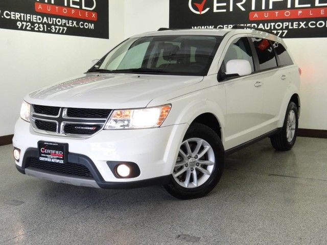 Photo 2015 Dodge Journey SXT 3RD ROW SEAT KEYLESS GO REAR AIR CONDITIONING PUSH BUTTON START POWER