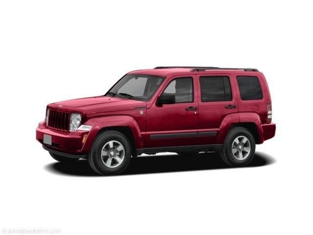 Photo 2009 Jeep Liberty Sport SUV