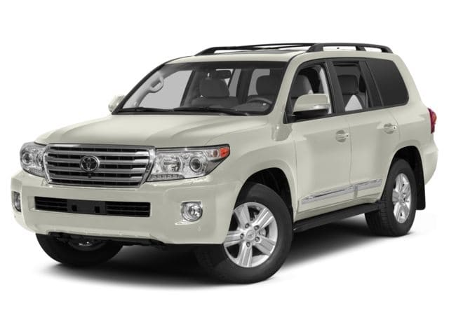 Photo Pre-Owned 2014 Toyota Land Cruiser V8 SUV in Greenville SC