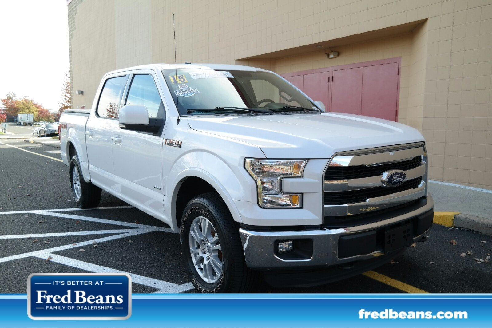 Photo Used 2015 Ford F-150 For Sale  Langhorne PA  1FTEW1EP3FKD86233