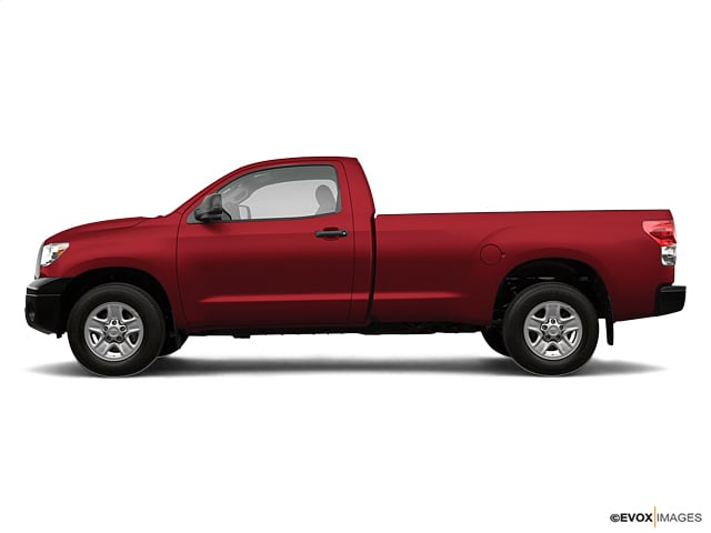 Photo 2007 Toyota Tundra Base 4.7L V8 Truck Regular Cab 4x4