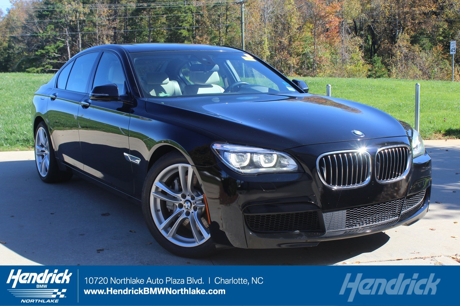 Photo 2015 BMW 7 Series 750I Sedan in Franklin, TN