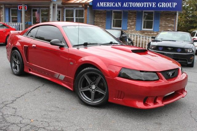 Photo 2002 Ford Mustang GT SALEEN