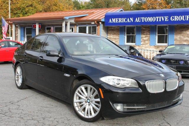 Photo 2012 BMW 5 Series 550i