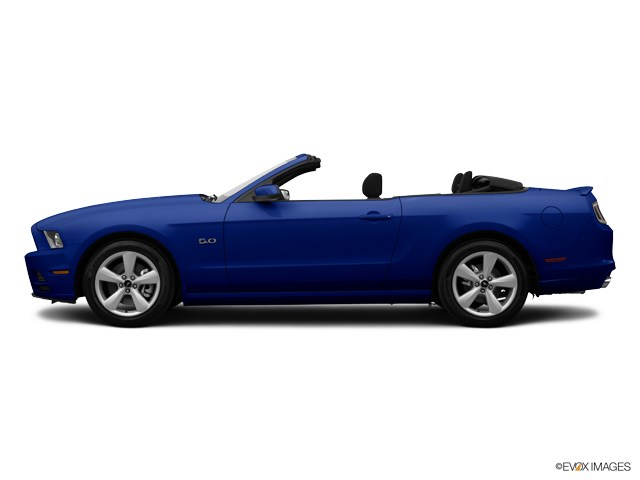 Photo Used 2014 Ford Mustang GT Premium Convertible V8 Ti-VCT 32V for sale in OFallon IL