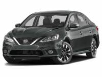 Used 2016 Nissan Sentra S Sedan Variable Front-wheel Drive in Chicago, IL