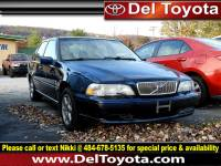 Used 1999 Volvo S70 For Sale in Thorndale, PA | Near West Chester, Malvern, Coatesville, & Downingtown, PA | VIN: YV1LS55A5X2613262