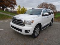 2017 Toyota Sequoia Limited 4WD