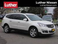 2015 Chevrolet Traverse FWD LTZ 3rd Row Leather Nav Back up Cam