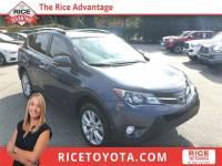 2014 Toyota RAV4 Limited SUV Front-wheel Drive