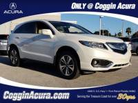 Certified 2016 Acura RDX RDX with Advance Package SUV in Jacksonville FL