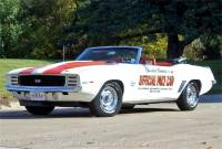 1969 Chevrolet Camaro Pace Car 350V8 Automatic